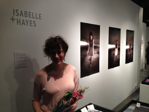 Isabelle Hayes