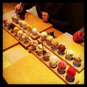 Photo de crèmes glacées provenant de Les Givrés
