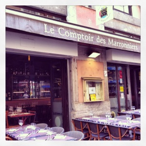 Photo du restaurant Le Comptoir des Marronniers