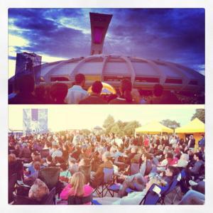 Concert de l'OSM au Parc olympique - 14 août 2013