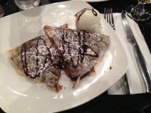 Cafe Mania, Toronto, restaurant, crêpe, déjeuner