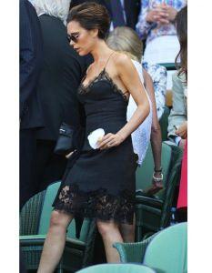 Victoria Beckham, rockalouves, nuisette