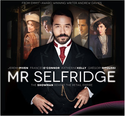Mr. Selfridge poster