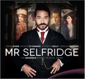 Mr. Selfridge poster