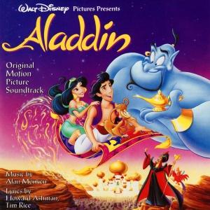 Trame sonore du film Aladdin