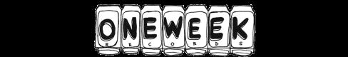 Logo du One Week Records