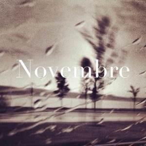 Salut novembre.