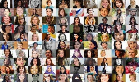 100 femmes