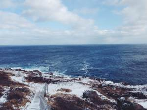 Cape Spear- Le point le plus à l'est de l'Amérique du nord.