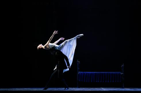 Crédits photo: Grands Ballets Canadiens de Montréal
