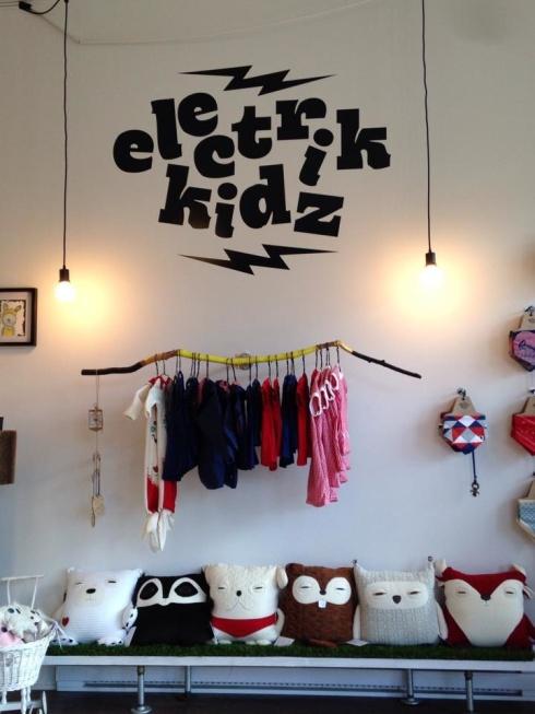 Logo Electrik Kidz