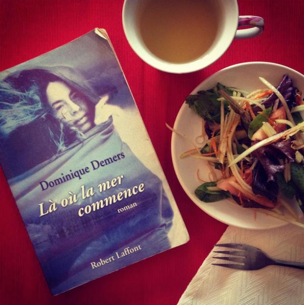 Là ouù la mer commence - Dominique Demers