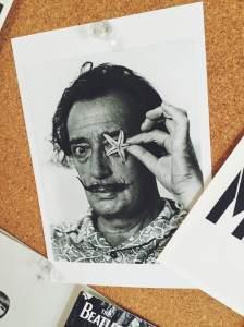 Salvador Dalì et son univers. Coup de coeur pour la visite de sa maison.