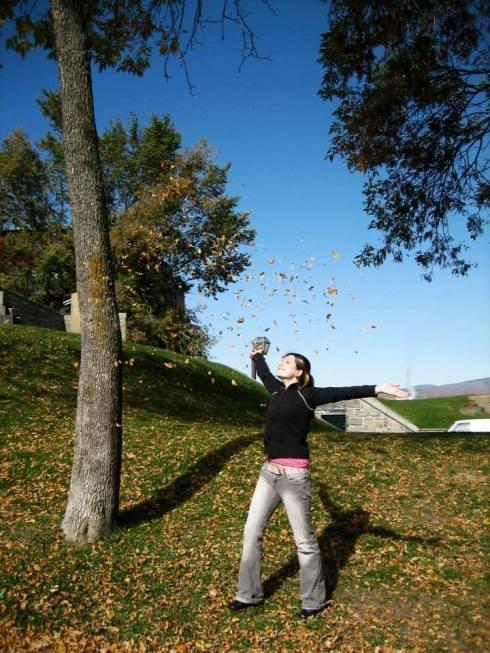 Lisa Marie d'automne