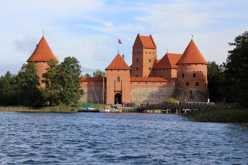 Le Château de Trakai