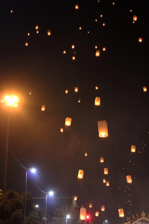 147 - Lantern Release