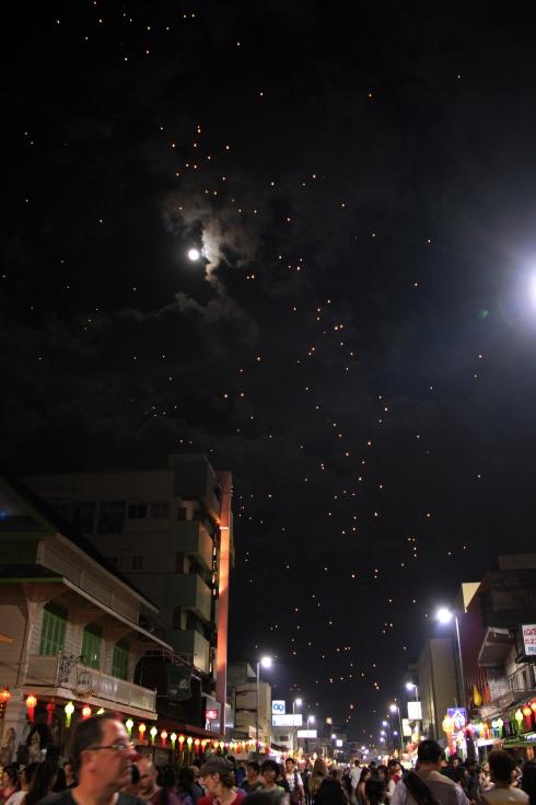 157 - Lantern Release