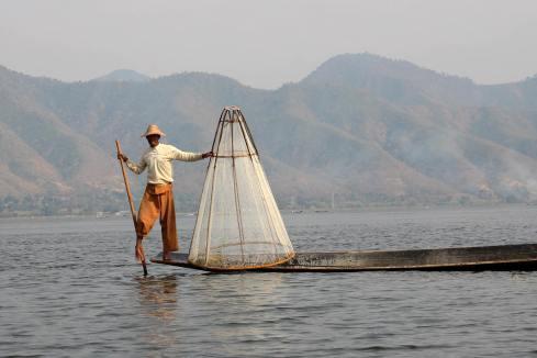 Pêcheurs du lac Inle