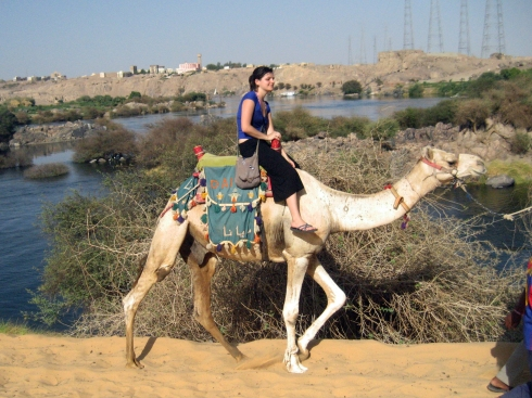 Egypte 2008