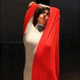 Utopie(s)VIII :: Hanna Abd El Nour :: répétition Arsenal Art Contemporain :: février 2018
